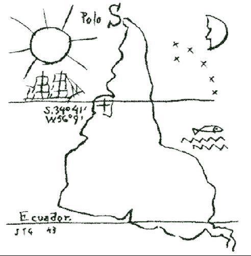 torres garcia inverted map