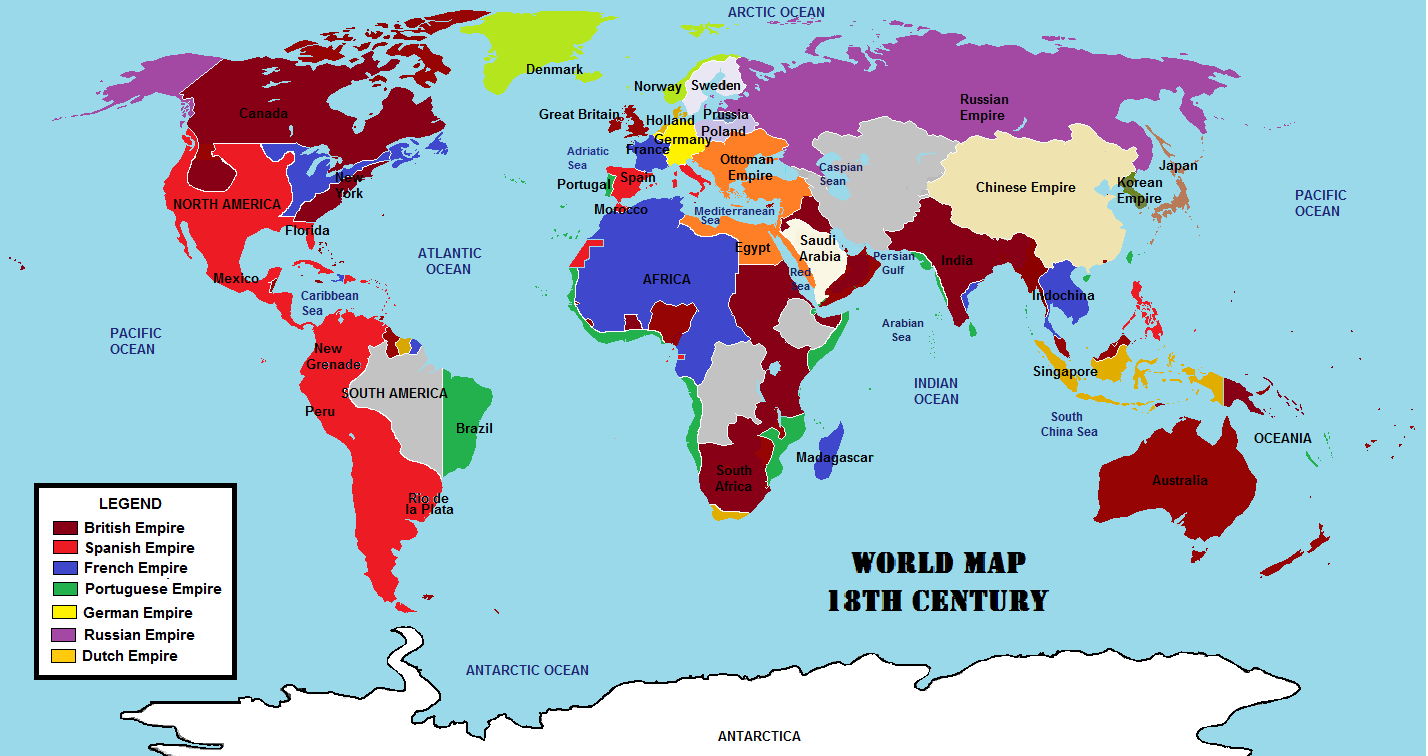 World_Map_18th_Century Empires