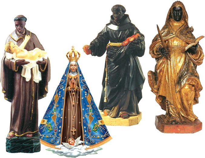 saints black