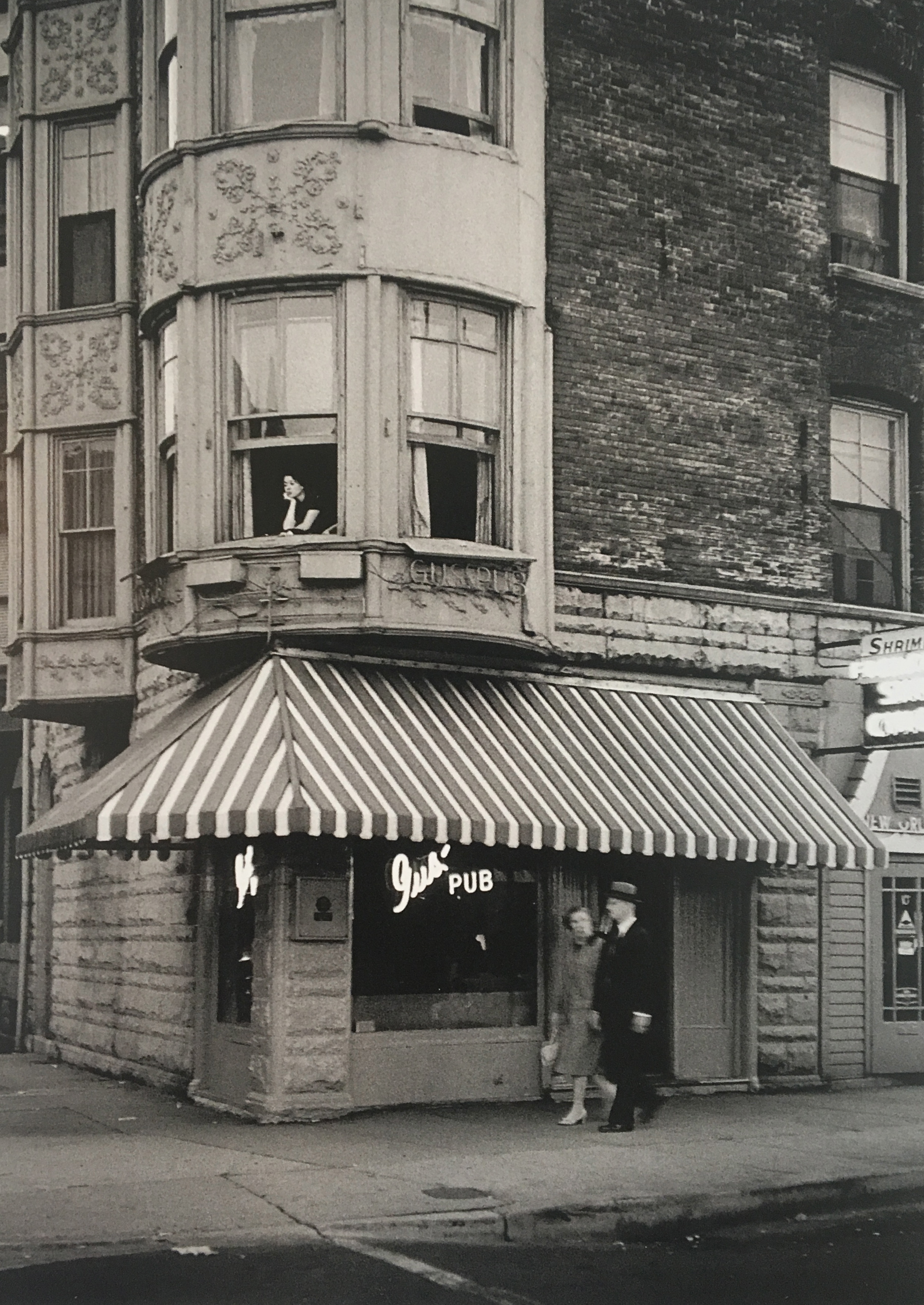 Chicago, ca. 1950s.
